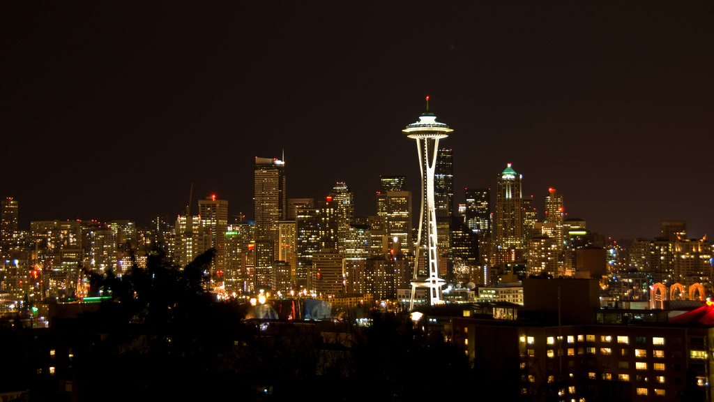 The Space Needle should be near the top of your list of things to do in Seattle